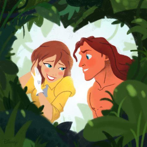 Oh My Disney on Twitter