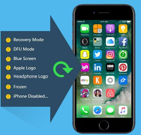 How To Backup Iphone In Recovery Mode In 2020