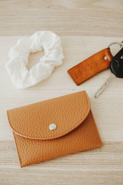 Codie Envelope Mini Wallet - MistyRose