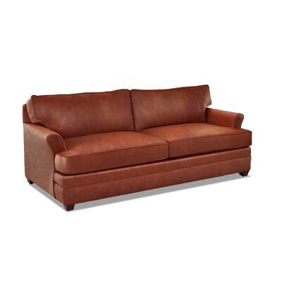 Klaussner Furniture Living Your Way Studio Leather Sofa Body Fabric Vintage Flagstone Leather Sofa Klaussner Furniture Living Furniture