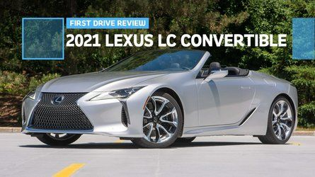 2021 Lexus Lc 500 Convertible First Drive Review It S A Natural In 2020 Lexus Lc Lexus Convertible