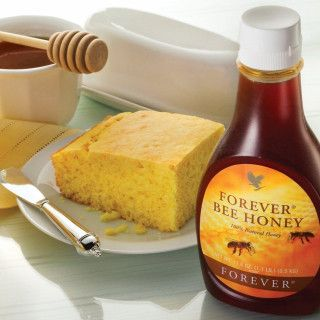 فوريفر بي هني Forever Bee Honey ٥٠٠ غرام 207 Forever Living Products Honey Benefits Forever Aloe