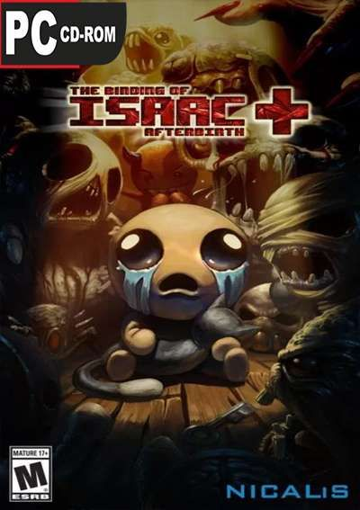 The Binding Of Isaac Afterbirth Plus Mega The Binding Of Isaac Nintendo Switch Games Nintendo