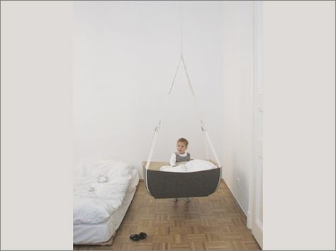 DSGN for kids: Cradle & cot from Fubu 11