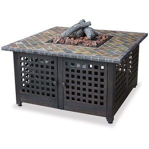 10 Top 10 Best Gas Fire Pit Tables In 2018 Review Ideas Gas Fire Pit Table Fire Pit Table Fire Pit