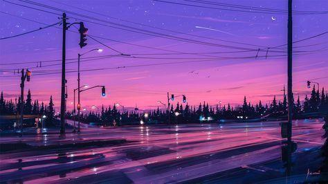 27 Idees Esthetiques Fond D Ecran Pour Ordinateur Portable Anime Pour 2019 Aesthetic Desktop Wallpaper Landscape Wallpaper Desktop Wallpapers Tumblr