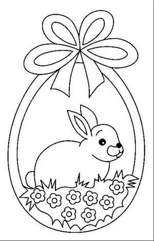 Windowcolor Ausmalbild Ausmalbild Fur Kinder Window Color Ostern Zeichnung Ostern Geschenke Basteln Malvorlagen Ostern