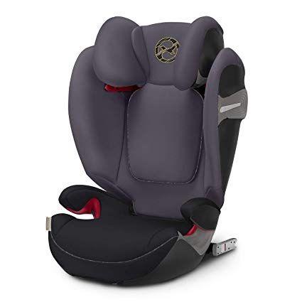 ISOFIX Autositz Kindersitz Autokindersitz Kinderautositz 15-36kg Gruppe 2+3 Rot