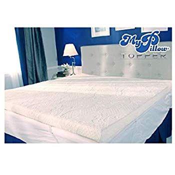 Mypillow My Pillow Three Inch Mattress Bed Topper Twin Xl