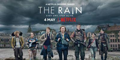 The Rain Netflix Series Poster 3 Posters Netflix Series