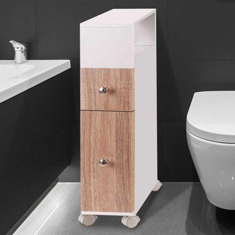 meuble pour wc meuble rangement wc