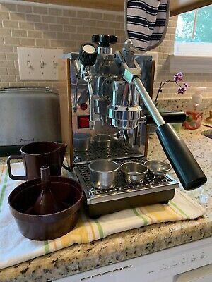 Olympia Express Cremina 67 Espresso Machine Barista Espresso Machine Espresso Coffee Geek