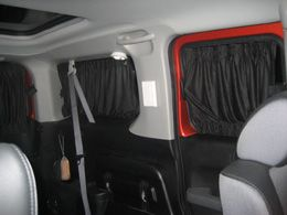 Honda element, curtain