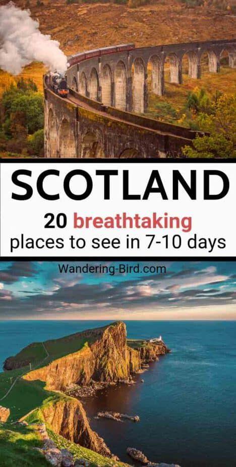 Scotland Road Trip, Scotland Vacation, Places In Scotland, Days Out In Scotland, Scotland Street, Best Of Scotland, Scotland Travel Guide, Road Trip Europe, Ireland Travel