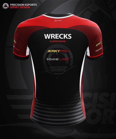 Download 28 Ide Jersey Esport Depan Belakang Desain Kaos Jersey Kaos Desain