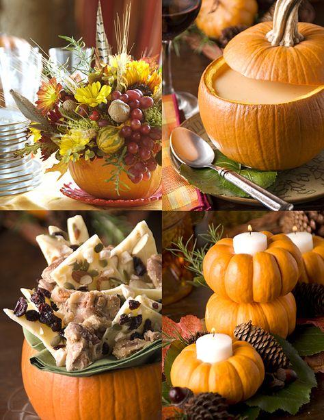 DIY::Smashing Pumpkins  ! Beautiful ! Four Different Tutorials