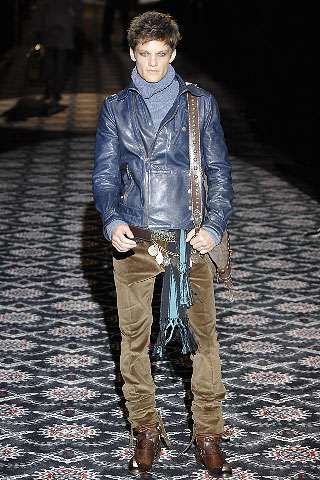 3bf567c5cf2 Flamboyant Male Rockstar Fashion from Gucci.