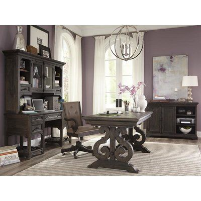 One Allium Way Roswell Writing Desk Furniture Home Home Office