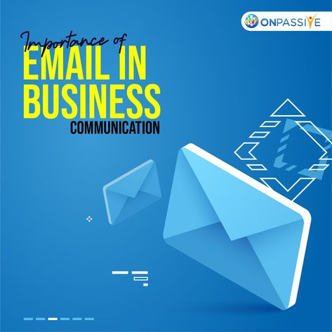 Importance of Business Email | ONPASSIVE