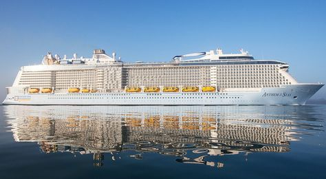 Anthem Of The Seas Itinerary Schedule Current Position - Anthem of the seas itinerary