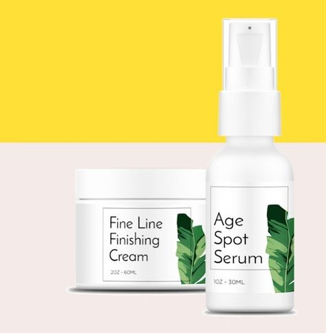 beauty Customize your own skincare...