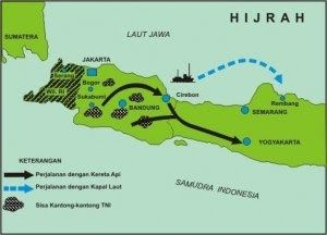Republik indonesia merupakan negara bagian ris · 3. Gambar Peta Republik Indonesia Setelah Perjanjian Renville Peta Gambar Pemandangan
