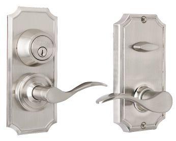 Elegant Weslock Entry Door Hardware