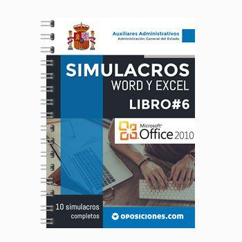 Simulacros Informatica Age 6 Prácticas Age L6 Para Preparar El Segundo Examen Práctico Del Estado Libro 10 Simulacros De Exam Informática Simulacro Libros