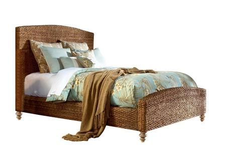 Hampton Collection 1205 1215 1223 2004 Bed 89 King Handwoven