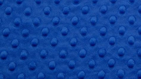 Minky Dimple Dot Blanket Fabric 60 Wide Sold by The Yard Canary Yellow
