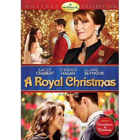 A Royal Christmas Dvd Walmart Com Christmas Dvd Royal Christmas Hallmark Movies