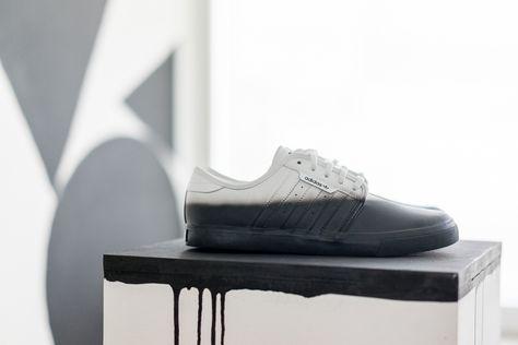 half off 70bb6 7317b HVW8 x adidas Originals Kevin Lyons  Jean André Collection.