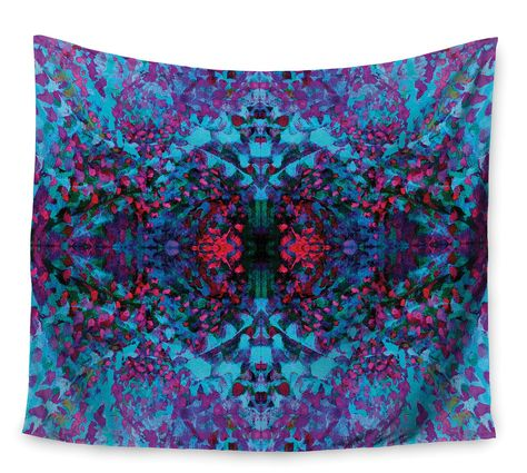 Boysenberry by Nikposium Wall Tapestry