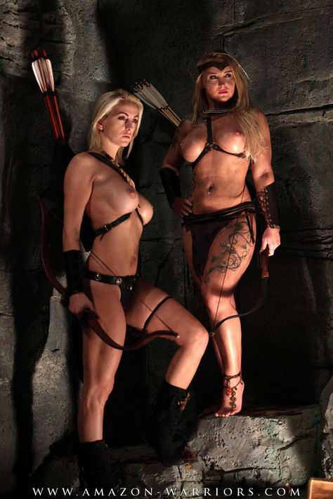 Warriors amazon and porn barbarian