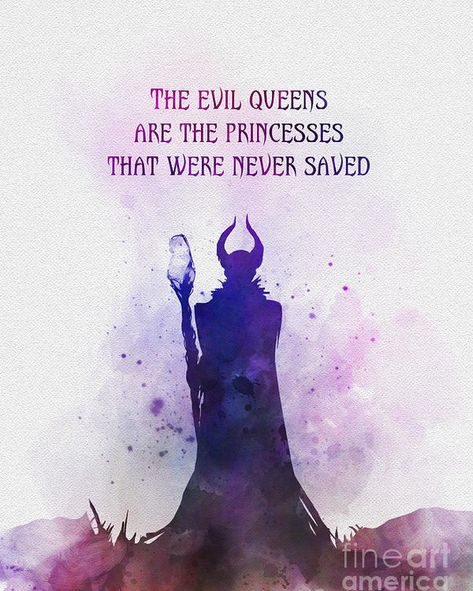 The Evil Queens...