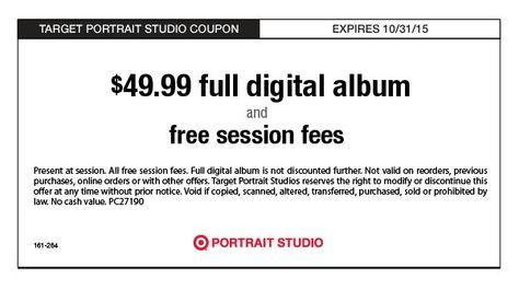 target portrait coupons online