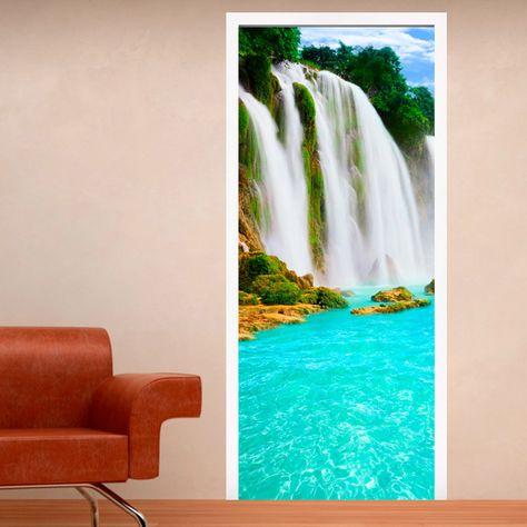 Stickers vinile bei paesaggi Stickers Murali #decorazione #vinile ...