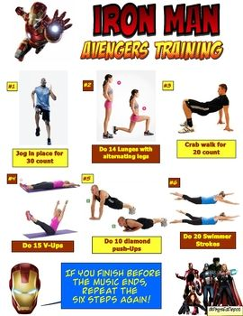Here S One Of My Popular Superhero Hero Fitness Pe Warm Up Activity Sheets These Can Be Used In Multiple Ways To Meet Your Needs You Can Either Print Thes Boks