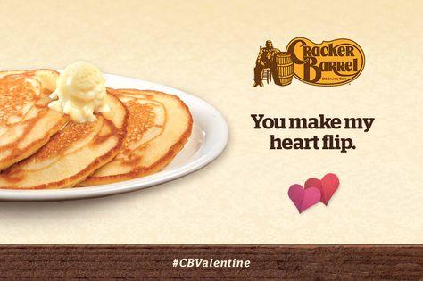 You make my heart flip. #CBValentine