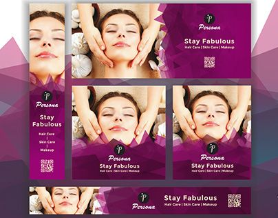 Check Out New Work On My Behance Portfolio Banner Beauty Parlour Http Be Net Gallery 62205773 Banner Beauty Parlour