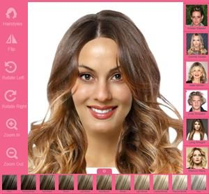 View Yourself With Over 12 000 Hairstyles 52 Colors And 50 Highlights Try On Hairstyles And See If Th Virtual Hairstyles Try On Hairstyles Virtual Hair Color