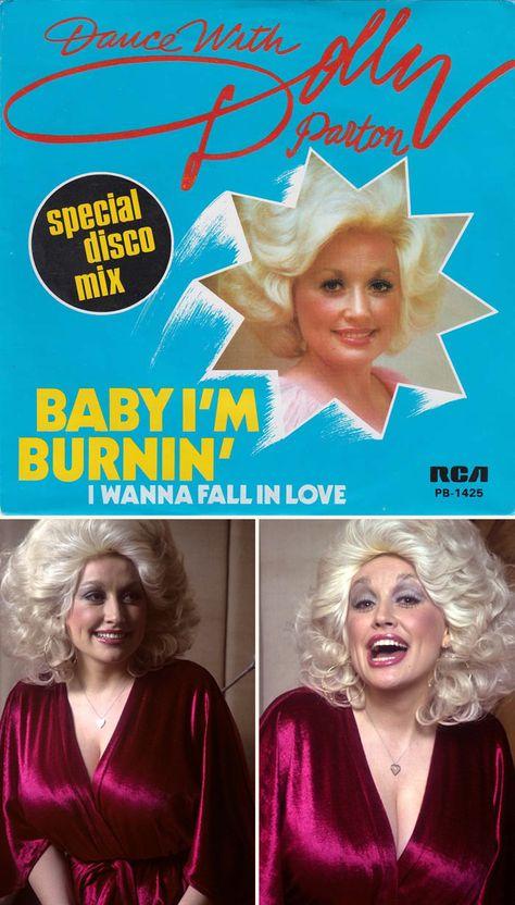 Baby I'm Burnin'