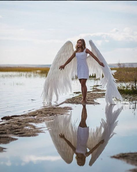 Angel Wings Costume Cosplay photo Wings Wedding accessory | Etsy