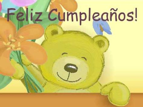 Feliz Cumpleanos Video Animado.Te Deseo Un Maravilloso Dia De Cumpleanos Video Animado Hd