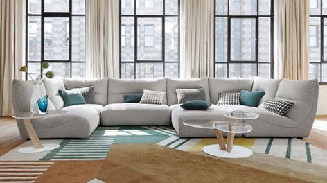 Temps Calme Corner Composition Sofas Sofa Beds Roche Bobois With Images Interior Design Furniture Furniture Design Furniture