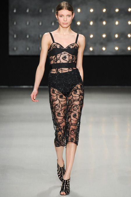 Look 34 MILLY Fall 2014