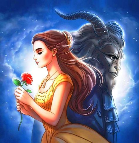 Beauty and the Beast Disney Princess Counted Cross Stitch