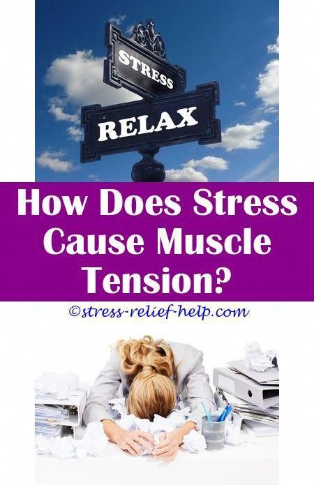 what should stress relief kill