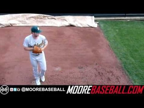 Sonny Gray Slow Motion Pitching Mechanics - YouTube