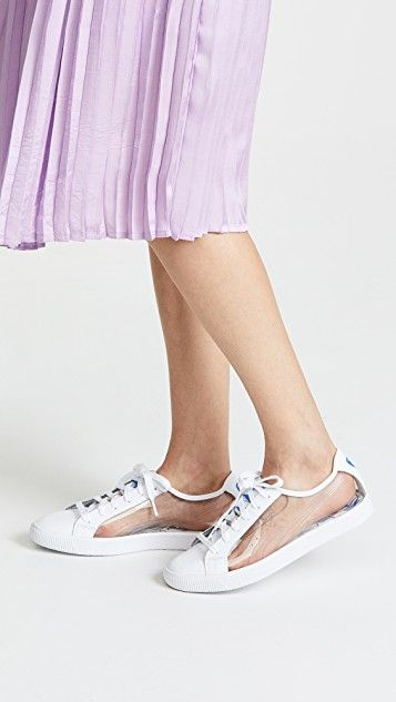 Puma Sneakers Puma X Shantell Martin Clyde Clear Sneakers Woman